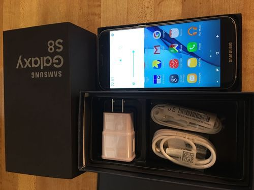 For sale brand new samsung galaxy s8 plus
