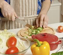 Chef privado quería para mi familia en el extranjero.