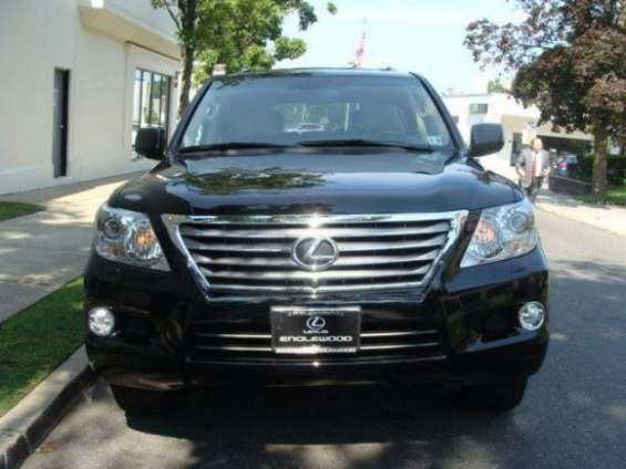 I want to sell my lexus 2013 suv used